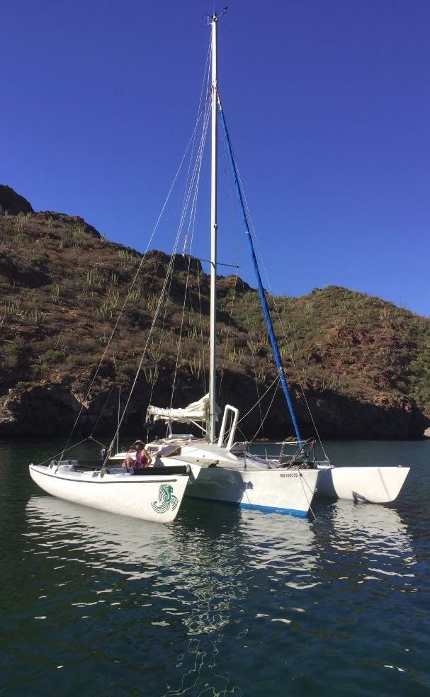 Condor 30 Cruising Trimaran for Sale | OutRig Media
